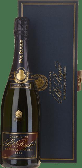 POL ROGER Cuvee Sir Winston Churchill Brut, Champagne 2009