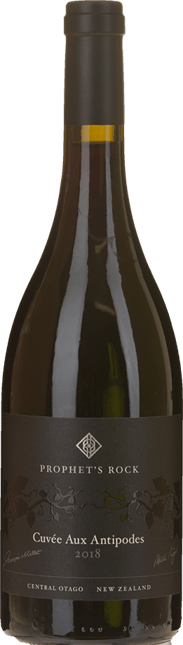 PROPHET'S ROCK WINES Cuvee aux Antipodes Pinot Noir, Central Otago 2018
