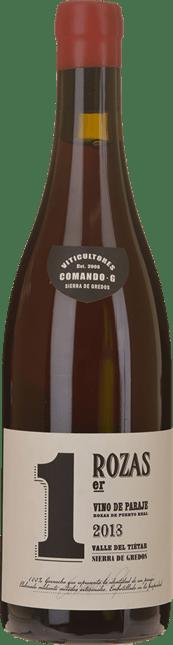 COMANDO G Rozas 1er Cru Grenache, Sierra de Gredos 2018