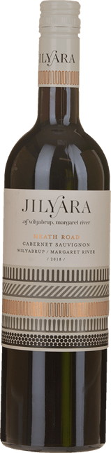 JILYARA Heath Road Cabernet Sauvignon, Margaret River 2018