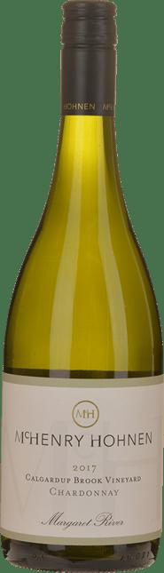 MCHENRY HOHNEN Calgardup Brook Vineyard Chardonnay, Margaret River 2017