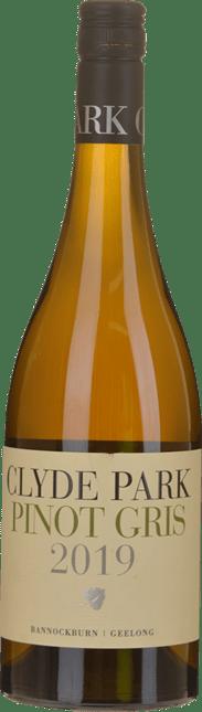 CLYDE PARK VINEYARD Bannockburn Pinot Gris, Geelong 2019