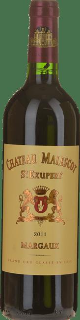 CHATEAU MALESCOT-SAINT-EXUPERY 3me cru classe, Margaux 2011