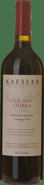 KAESLER WINES Old Vine Shiraz, Barossa Valley 2017