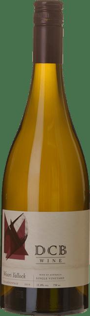 DCB WINES Single Vineyard Chardonnay, Yarra Valley 2018