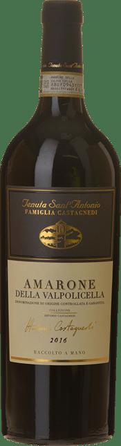 TENUTA SANT ANTONIO Selezione Antonio Castagnedi, Amarone della Valpolicella DOCG 2016