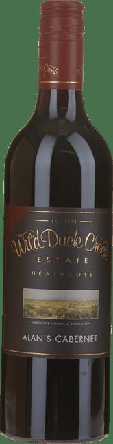 WILD DUCK CREEK ESTATE Alan's Cabernets, Heathcote 2017