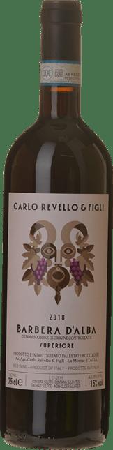 CARLO REVELLO Superiore, Barbera d'Alba DOC 2018