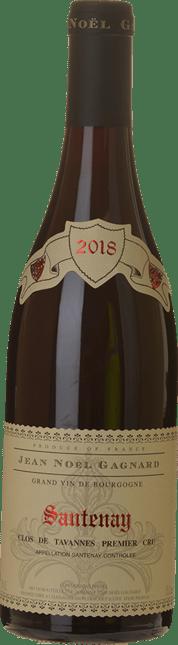 JEAN-NOEL GAGNARD Santenay 1er Cru Clos de Tavennes , Santenay 2018
