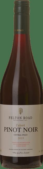 FELTON ROAD Calvert Pinot Noir, Central Otago 2019