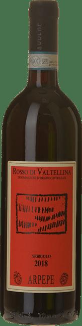 ARPEPE Rosso di Valtellina , Valtellina, Valtellina 2018