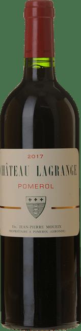 CHATEAU LAGRANGE, Pomerol 2017