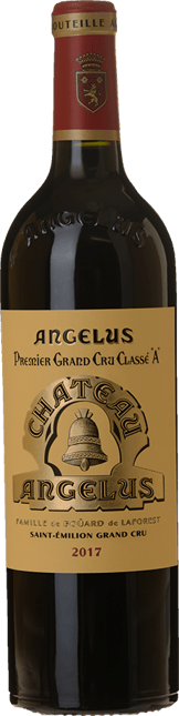 CHATEAU ANGELUS 1er grand cru classe (A), St-Emilion 2017