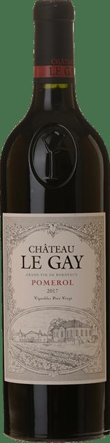 CHATEAU LE GAY, Pomerol 2017