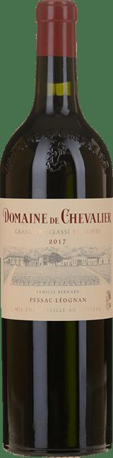 DOMAINE DE CHEVALIER Rouge Grand cru classe, Pessac-Leognan 2017
