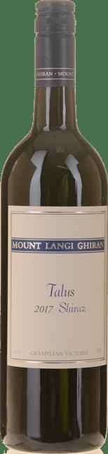 MOUNT LANGI GHIRAN VINEYARDS Talus Shiraz, Grampians 2017