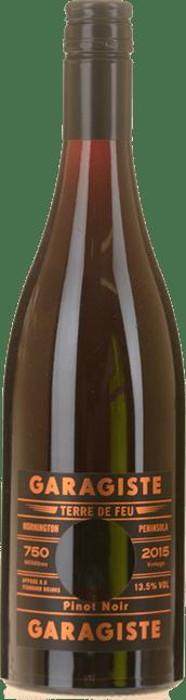 GARAGISTE Terre de Feu Pinot Noir, Mornington Peninsula 2015
