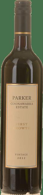 PARKER COONAWARRA ESTATE Terra Rossa First Growth, Coonawarra 2012