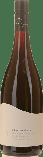 YABBY LAKE VINEYARD Single Vineyard Pinot Noir, Mornington Peninsula 2018