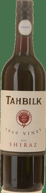 TAHBILK WINES 1860 Vines Shiraz, Nagambie Lakes 2012