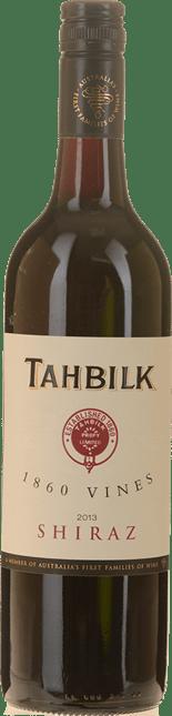 TAHBILK WINES Eric Stevens Purbrick Shiraz, Nagambie Lakes 2013