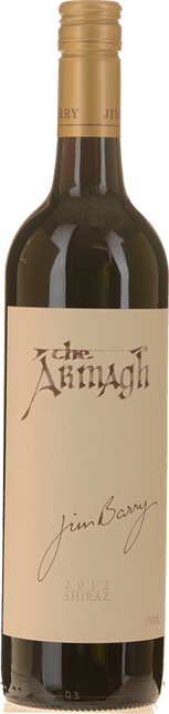 JIM BARRY WINES The Armagh Shiraz, Clare Valley 2012
