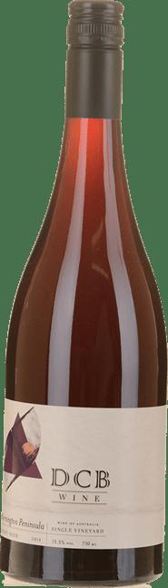 DCB WINES Pinot Noir, Mornington Peninsula 2018