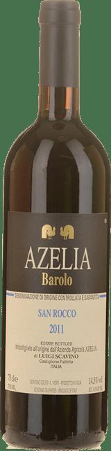 AZELIA San Rocco, Barolo DOCG 2011