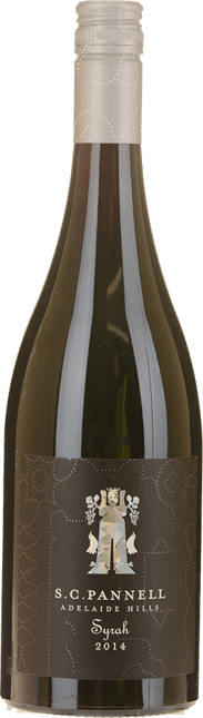 S.C. PANNELL Syrah, Adelaide Hills 2014