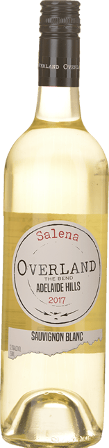 SALENA ESTATE Overland The Bend Sauvignon Blanc, Adelaide Hills 2017