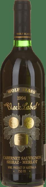 WOLF BLASS WINES Black Label, South Australia 1994