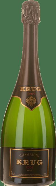 KRUG Vintage Brut, Champagne 2004