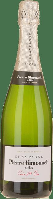 PIERRE GIMONNET & FILS Blanc de Blancs cuis 1er cru, Champagne NV