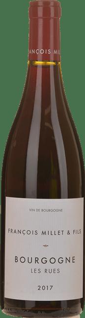 FRANCOIS MILLET & FILS Bourgogne Les Rues 2017