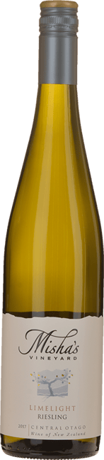 MISHA'S VINEYARD Limelight Riesling, Central Otago 2017