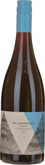 MEADOWBANK WINES Pinot Noir, Southern Tasmania 2018