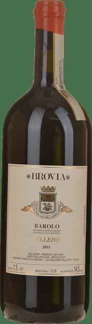 BROVIA Villero, Barolo DOCG 2015
