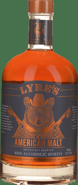 LYRE'S NON-ALCOHOLIC  American Malt Bourbon NV