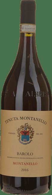 TENUTA MONTANELLO Montanello , Barolo DOCG 2016