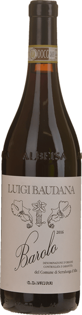 G.D. VAJRA Luigi Baudana, Barolo Serralunga DOCG 2016