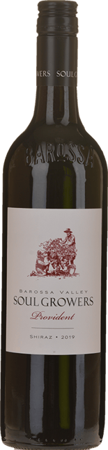 SOUL GROWERS Provident Shiraz, Barossa Valley 2019