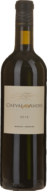 CHEVAL DES ANDES Malbec Cabernet Petit Verdot, Mendoza 2016