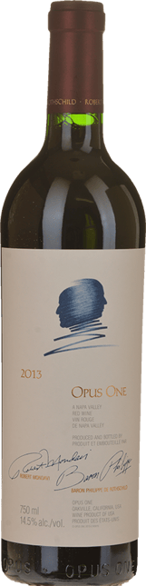 OPUS ONE Cabernet Blend, Napa Valley 2013