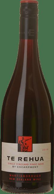 ESCARPMENT VINEYARD Te Rehua Pinot Noir, Martinborough 2018