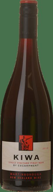 ESCARPMENT VINEYARD Kiwa Pinot Noir, Martinborough 2018
