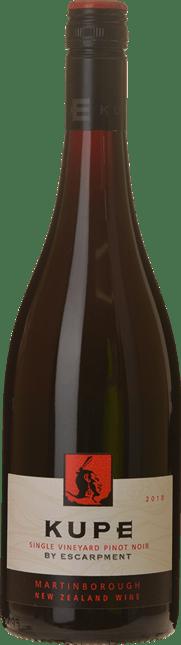 ESCARPMENT VINEYARD Kupe Pinot Noir, Martinborough 2018