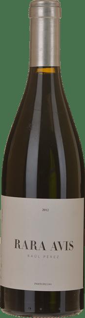 RAUL PEREZ Rara Avis, Vino de La Tierra de Castilla y Leon 2012