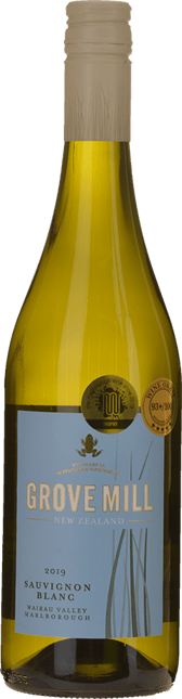 GROVE MILL Sauvignon Blanc, Marlborough 2019