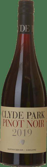 CLYDE PARK VINEYARD Bannockburn Pinot Noir, Geelong 2019