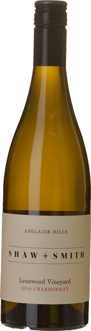 SHAW & SMITH Lenswood Vineyard Chardonnay, Adelaide Hills 2018